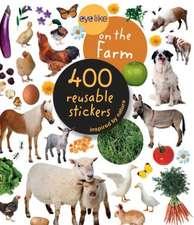 EyeLike Stickers, On the Farm