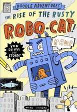 Doodle Adventures 03: The Rise of the Rusty Robo-Cat!