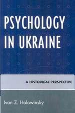 Psychology in Ukraine