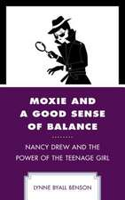 Moxie and a Good Sense of Balance