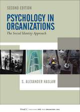 Psychology in Organizations