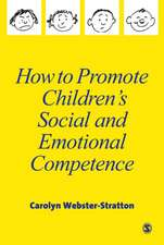 How to Promote Children's Social and Emotional Competence