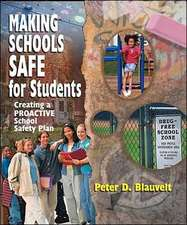 Making Schools Safe for Students (CD & Binder Kit): Creating a Proactive School Safety Plan