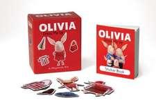 Olivia Dress Me Up: A Magnetic Kit