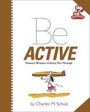 Peanuts Be Active