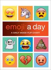 emoji a day: A Daily Mood Flip Chart