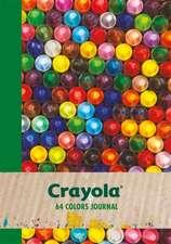 Crayola 64 Colors Journal