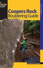 Coopers Rock Bouldering Guide