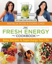 The Fresh Energy Cookbook