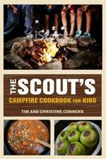 The Scout's Campfire Cookbook for Kids