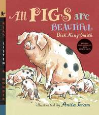 All Pigs Are Beautiful [With Read-Along CD with Music & Facts]:  A Mucky Ducky Counting Book