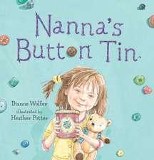 Nanna's Button Tin