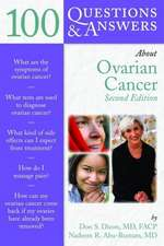 100 Questions & Answers about Ovarian Cancer:  Dealing with Difficult Templates