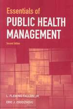 Fallon: Essentials of Public Health Management