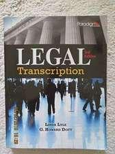 Legal Transcription