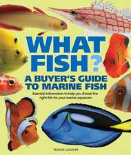 What Fish? a Buyer's Guide to Marine Fish:  Essential Information to Help You Choose the Right Fish for Your Marine Aquarium