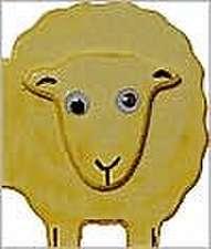 Chunky Farm Sheep