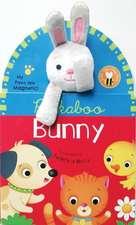 Peekaboo Bunny
