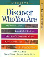 Lifekeys:  Discovery Workbook