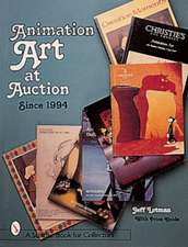 Animation Art at Auction