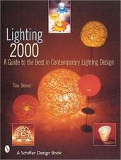 Lighting 2000: A Guide to the Best in Contemporary Lighting Design