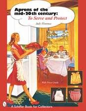 Aprons of the Mid-Twentieth Century: To Serve & Protect