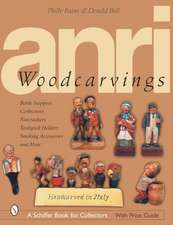 ANRI Woodcarvings: Bottle Stoppers, Corkscrews, Nutcrackers, Toothpick Holders, Smoking Accessories & More