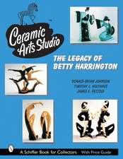 Ceramic Arts Studio:  The Legacy of Betty Harrington