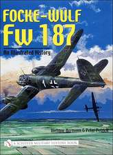 Focke-Wulf Fw 187: An Illustrated History