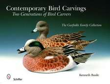 Contemporary Bird Carvings: Two Generations of Bird Carvers