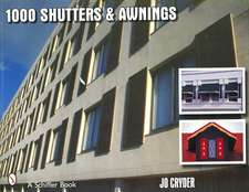 1000 Shutters & Awnings:  An Unauthorized Guide to Whimsies, Premiums, Villages, and Characters