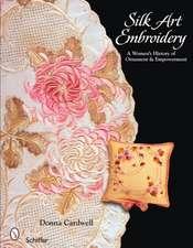 Silk Art Embroidery