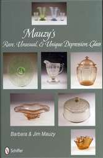 Mauzys Rare, Unusual, & Unique Depression Glass:  The Electro-Mechanical Era