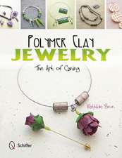Polymer Clay Jewelry: The Art of Caning