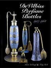 Devilbiss Perfume Bottles 1907 to 1968