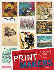 Contemporary American Print Makers