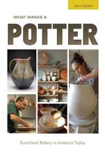 What Makes a Potter: Functional Pottery in America Today