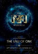 Ra Material: Law of One