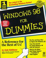Windows 98 For Dummies