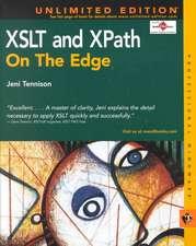 XSLT and Xpath on the Edge:  The Key to Communication Between Canines and Humans