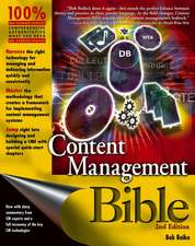 Content Management Bible