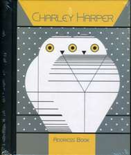 Charley Harper Address Book