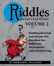 Riddles Vol. 2 Quiz Deck