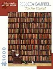 Rebecca Campbell: Do Not Disturb 1000-Piece Jigsaw Puzzle