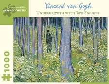 Vincent Van Gogh Undergrowth with Two Figures 1000-Piece Jig