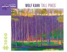 Wolf Kahn: Tall Pines 1000-Piece Jigsaw Puzzle