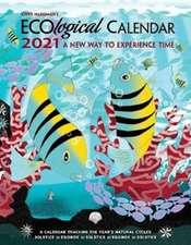 Chris Hardman's Ecological Calendar 2021 Engagement Calendar