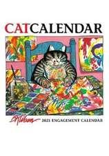 B. Kliban Catcalendar 2021 Engagement Calendar