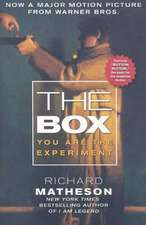 The Box:  Uncanny Stories