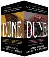Dune Boxed Mass Market Paperback Set #1:  The Battle of Corrin